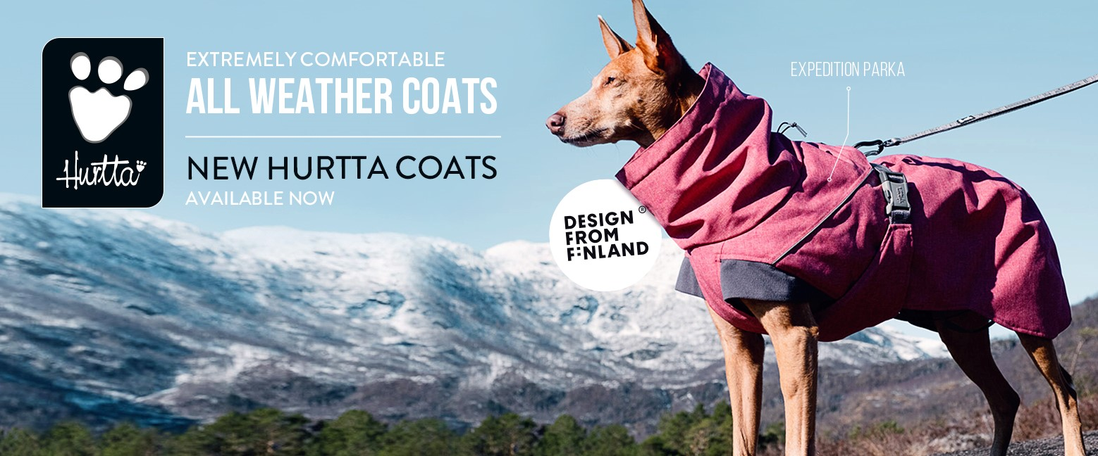 Hurtta Coats 2019 Colection
